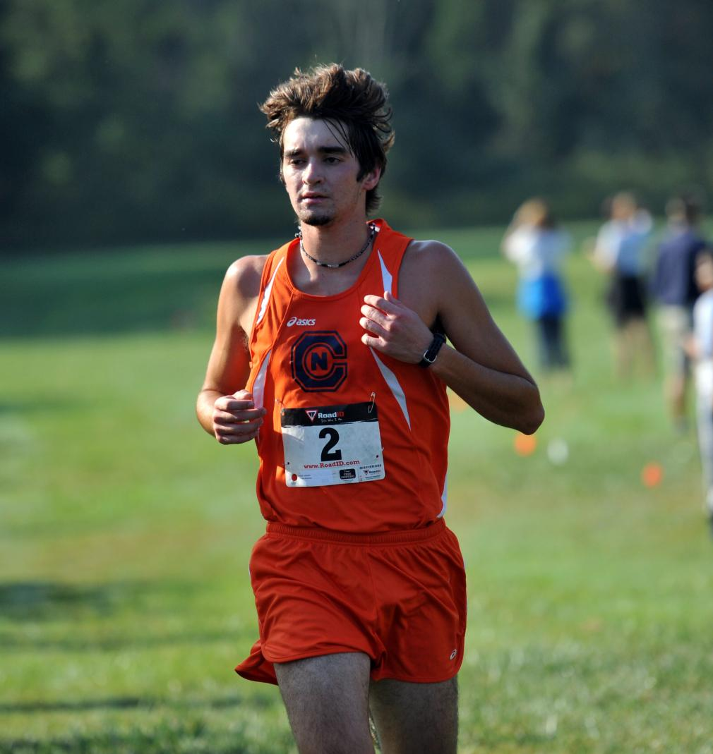 Dickie tops Eagles' standings at Greater Louisville Cross Country Classic