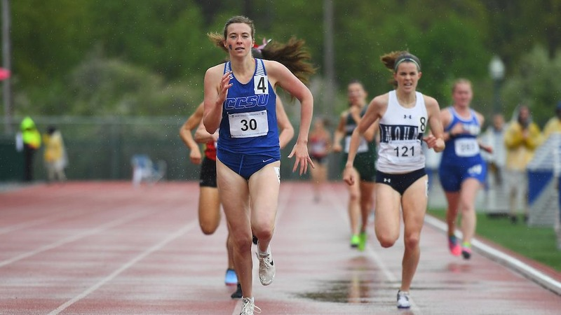 Women's Track and Field Take Third Place at Dartmouth Relays