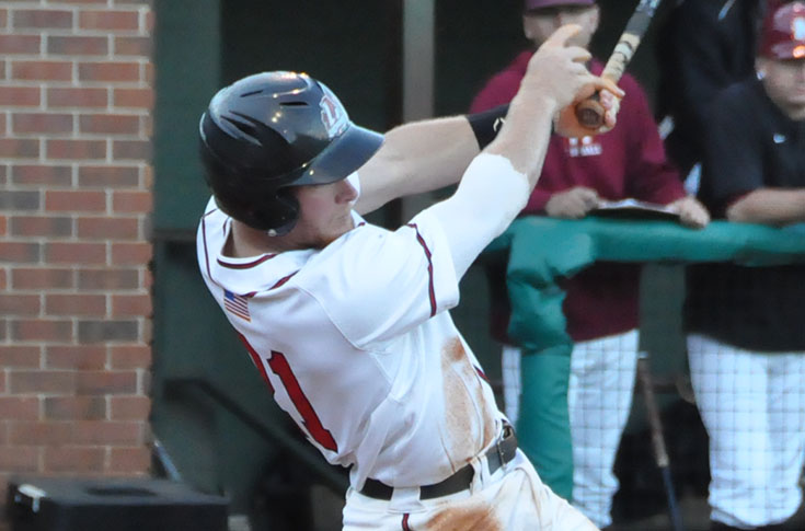 Baseball: Panthers bang out 20 hits in beating Maryville 14-6, winning streak reaches 13 games