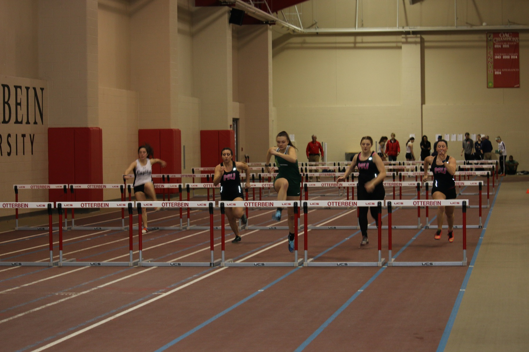 Women's Track and Field Finishes Eighth at OAC Championships