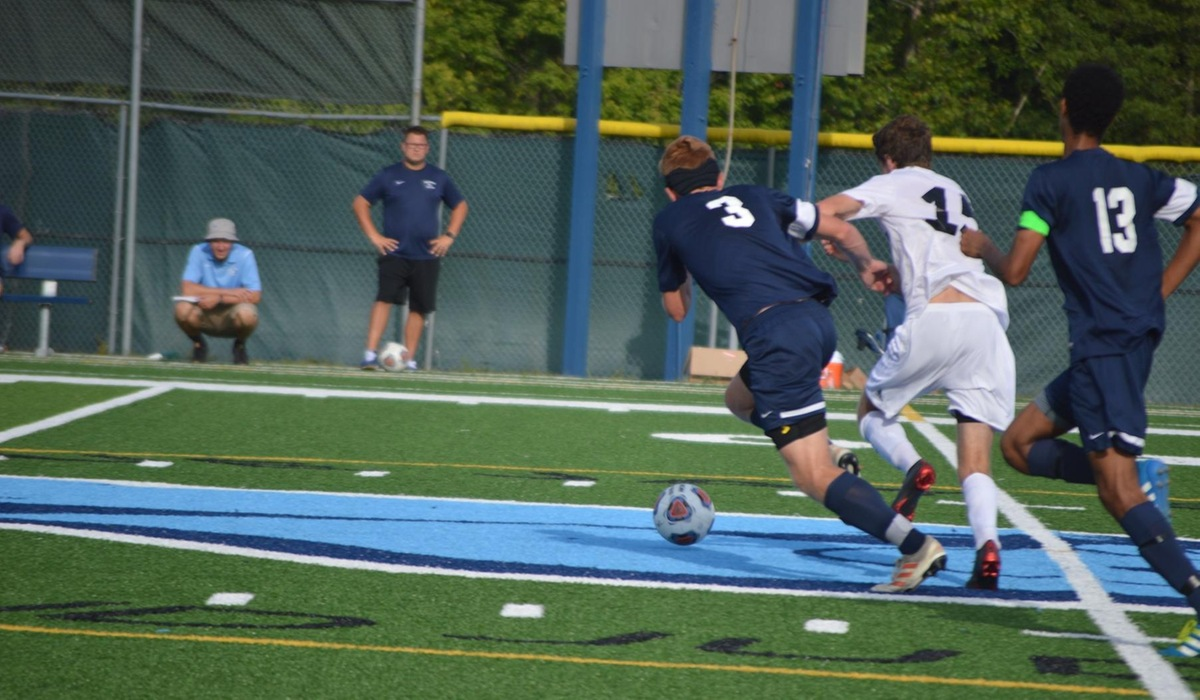 Westminster Men's Soccer Shuts Out Fontbonne