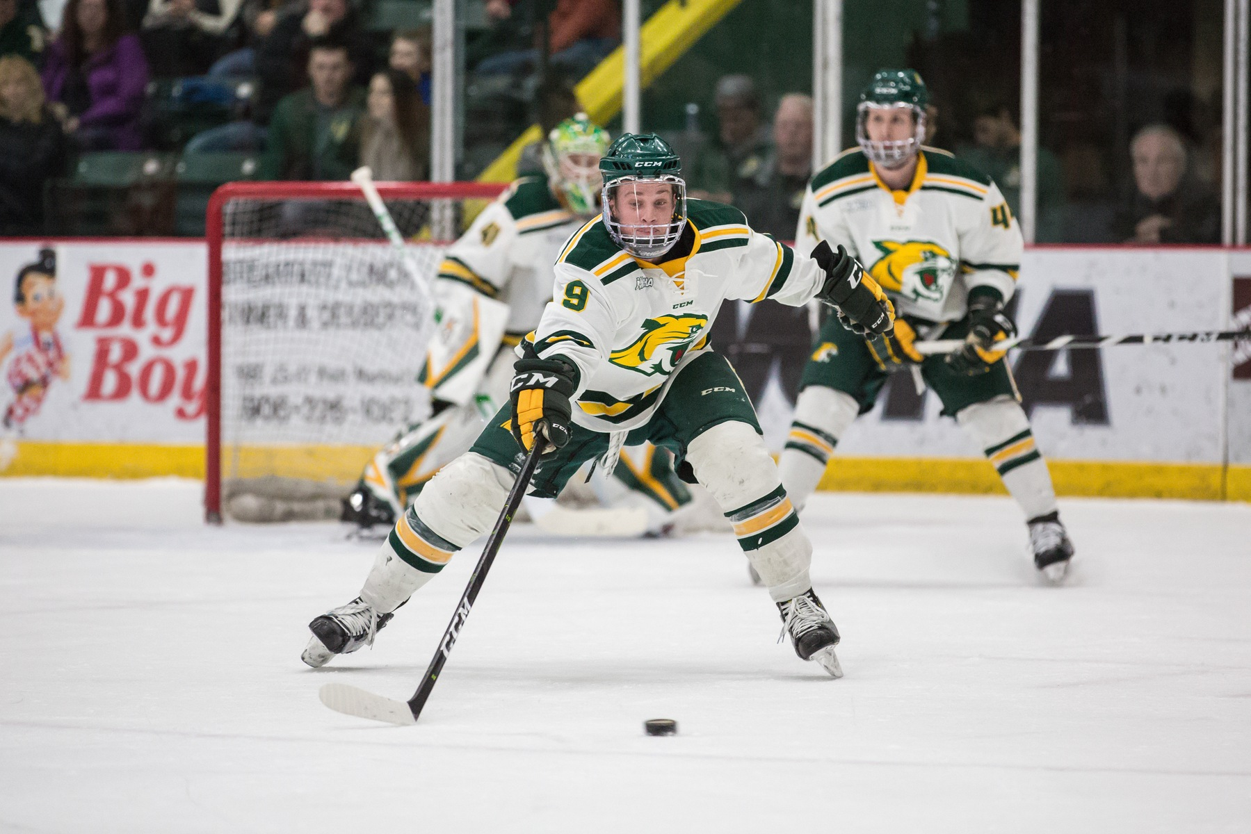 NMU visits Alabama Huntsville This Weekend