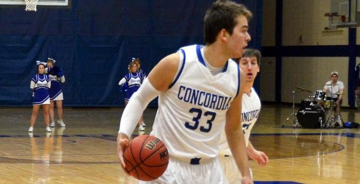 Men's Basketball falls at Carroll in season opener