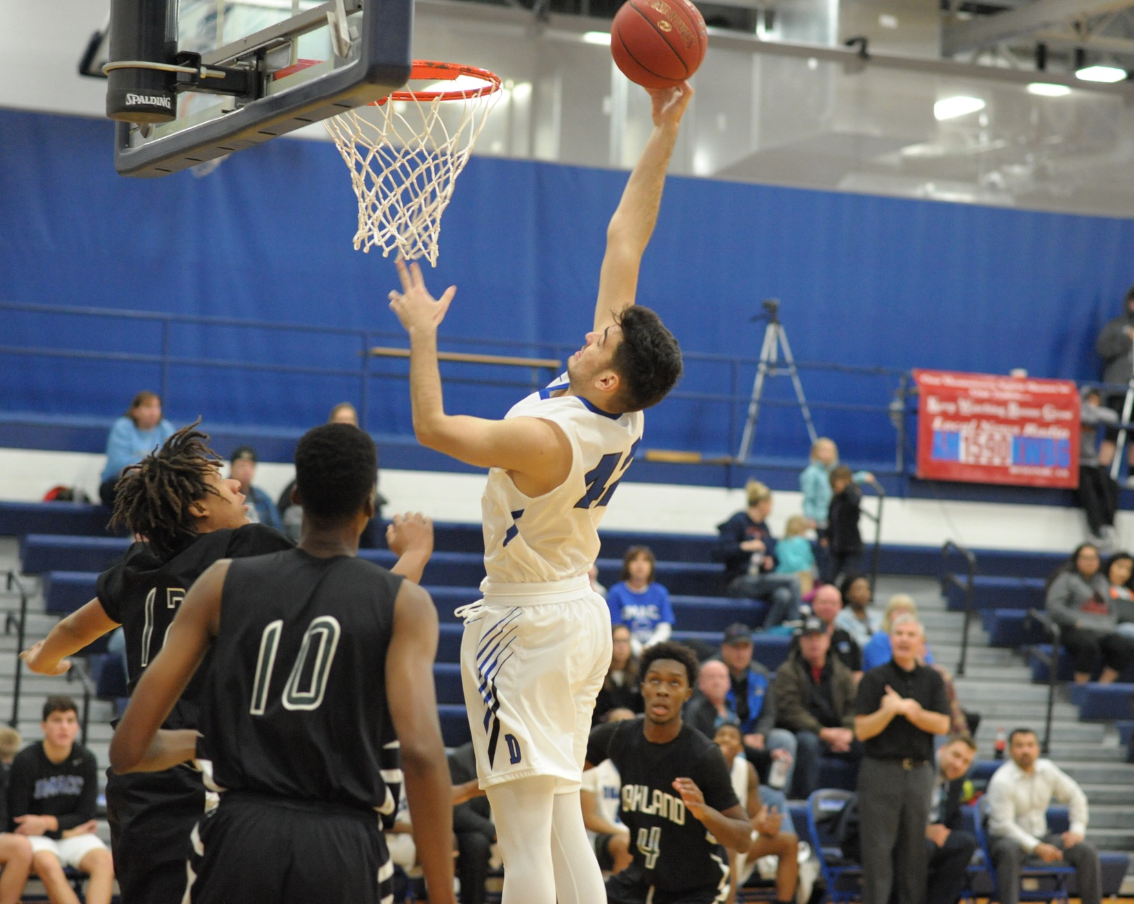 DMACC Men  Falls to Southeastern