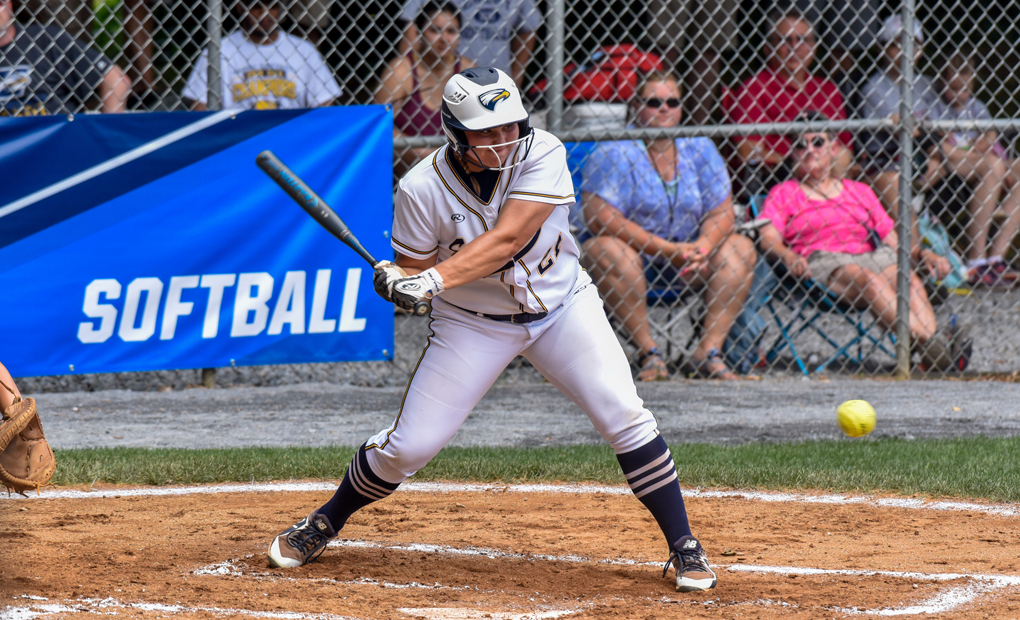 Mattie Ryan's Home Run Powers Emory Softball to Win Over Trine