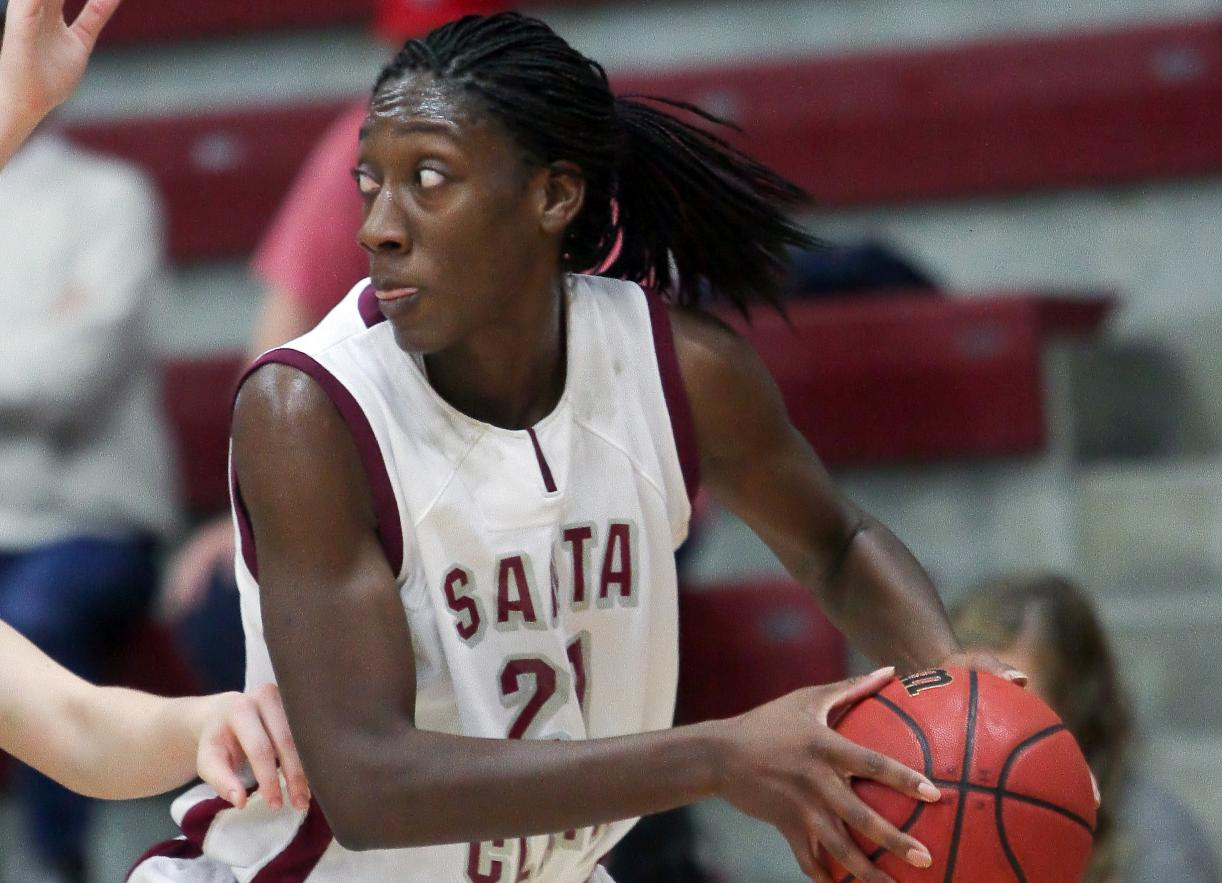 SCU Alumna Lena Gipson Signs Pro Contract to Play in Malta