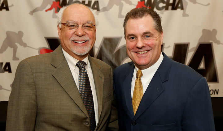 Bill Robertson Tabbed As New Commissioner Of WCHA