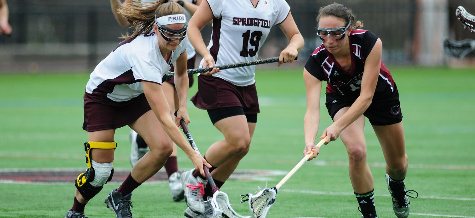 Women's Lacrosse Falls to MIT in the NEWMAC Championship, 11-10