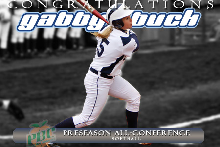 Buck named Preseason All-Conference