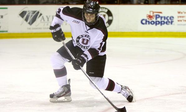 Gostisbehere Scores, but No. 20 Union Falls to Colgate