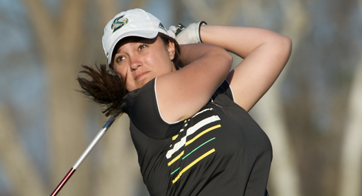 BODNAR LEADS WOMEN'S GOLF AFTER FIRST DAY OF UC IRVINE INVITATIONAL