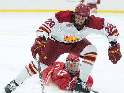 Bonis Tabbed CCHA Offensive Player Of Week