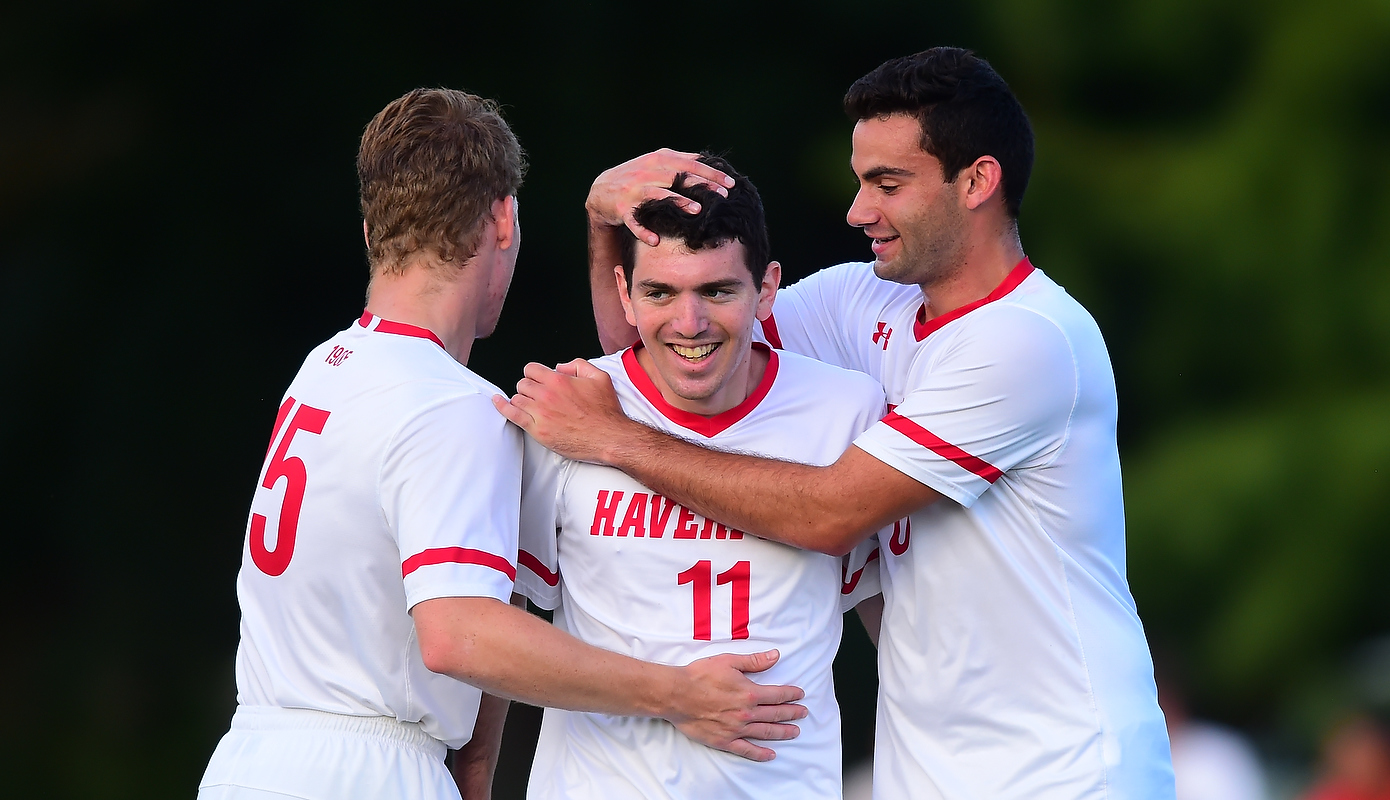 Men's Soccer Starts Strong, Wins 4-0 in Home Opener vs. Cabrini