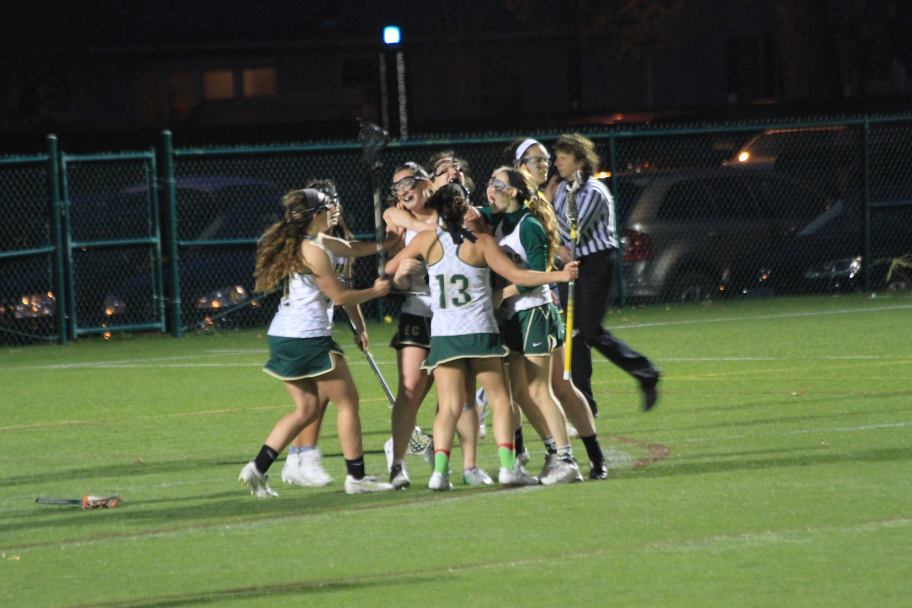 Late Rally Lifts Women's Lacrosse Over Wheelock