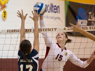 FSU Falls To Hillsdale In GLIAC Title Match