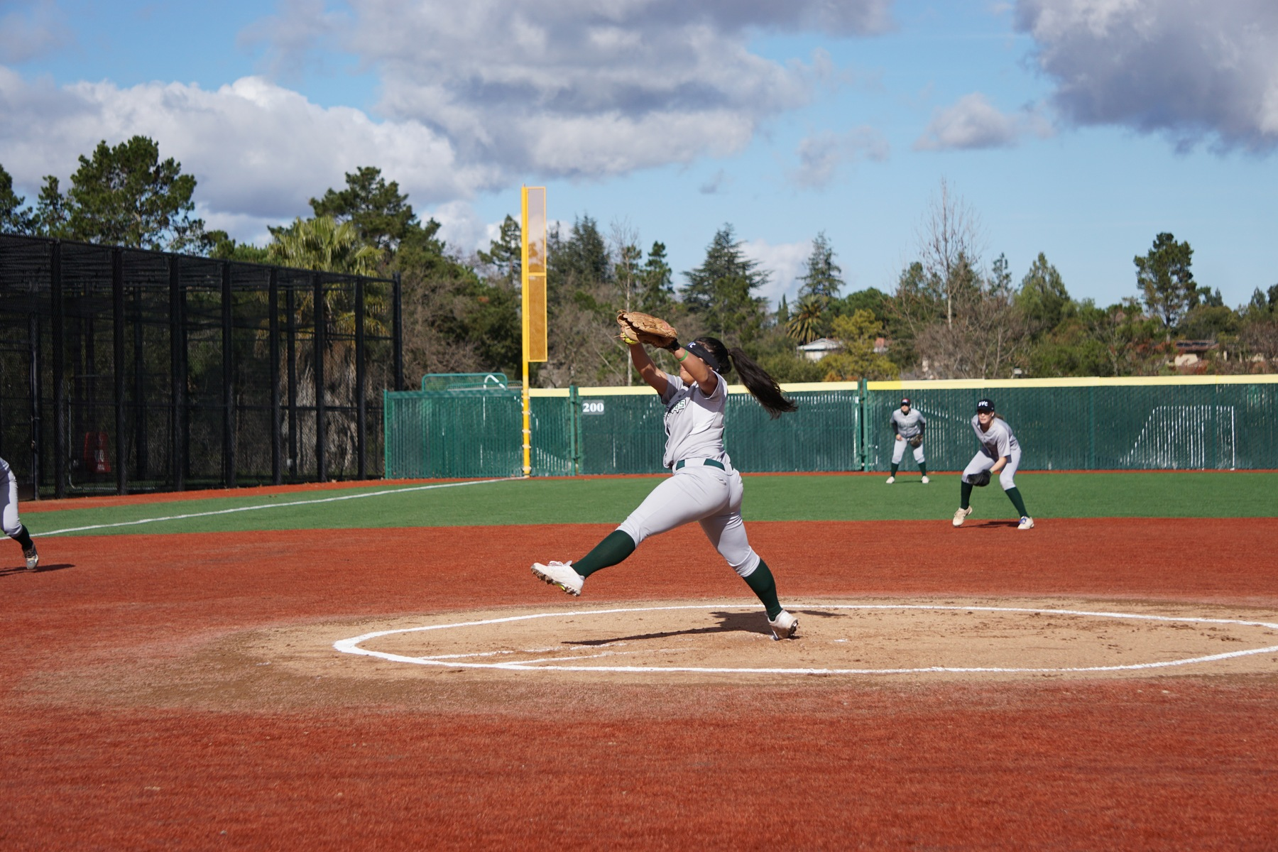 Four RBI Day For Kathryn Cassin Seals The Deal In Vikings's Victory Over Chabot College
