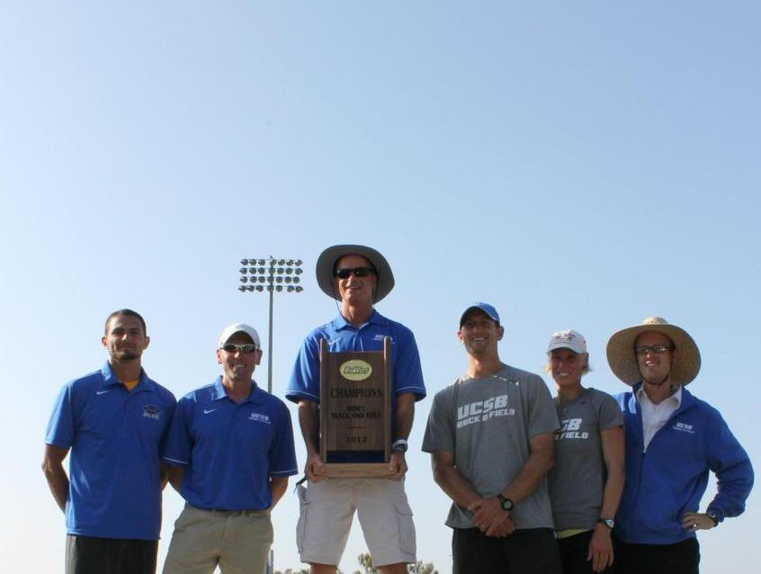 Track & Field Head Coach Pete Dolan Named Big West Men & Women Coach of the Year