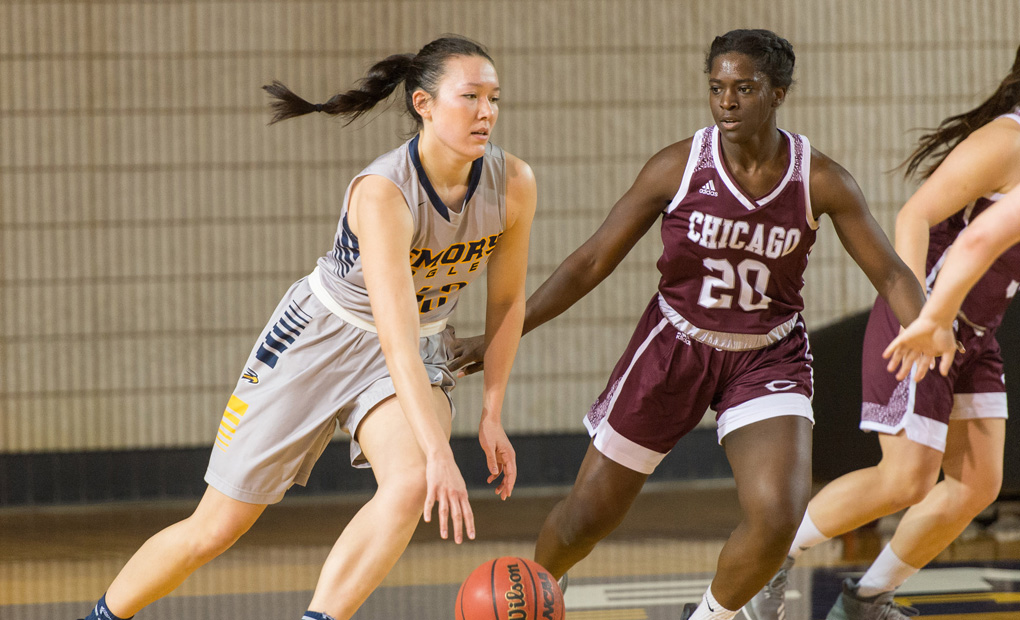 Oldshue & Chernow Power Emory Women's Basketball Past Denison, 69-57