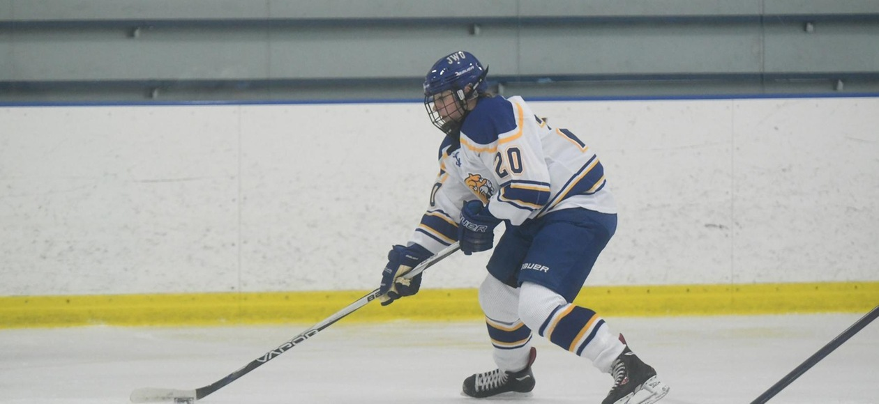 Women's Ice Hockey Drops 4-0 Decision at Bowdoin