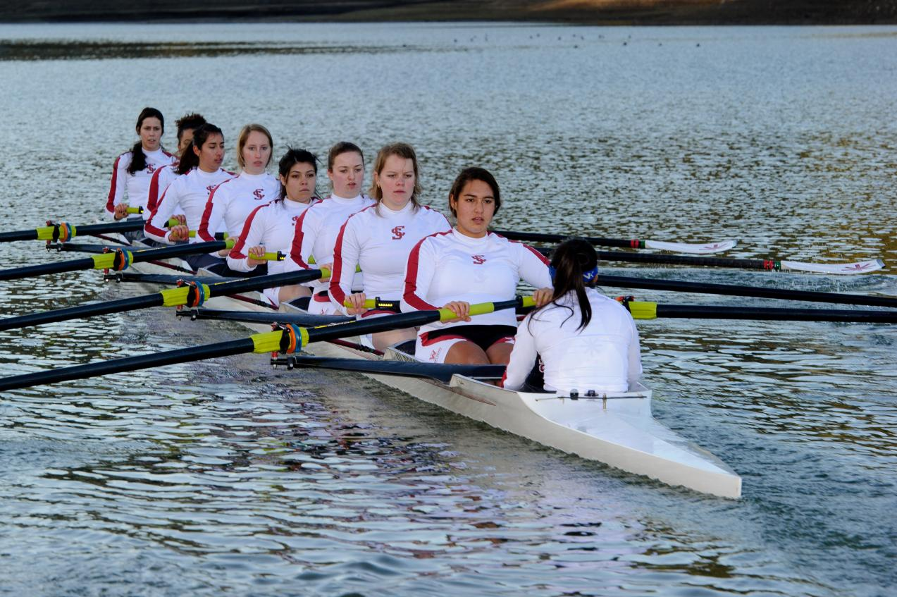Women's Rowing Looking Forward To Upcoming Season