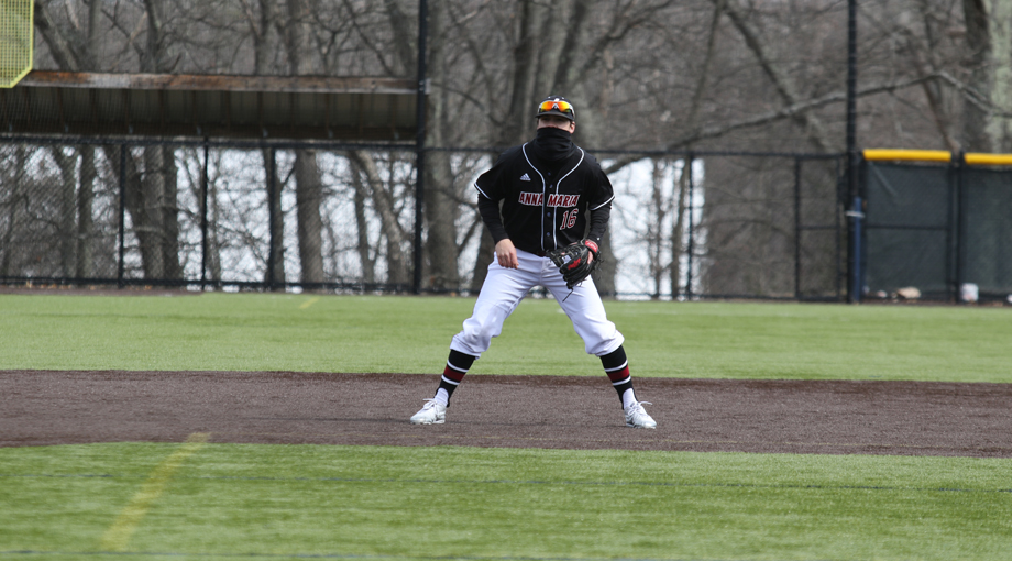 Baseball Clawed by Fighting Scots