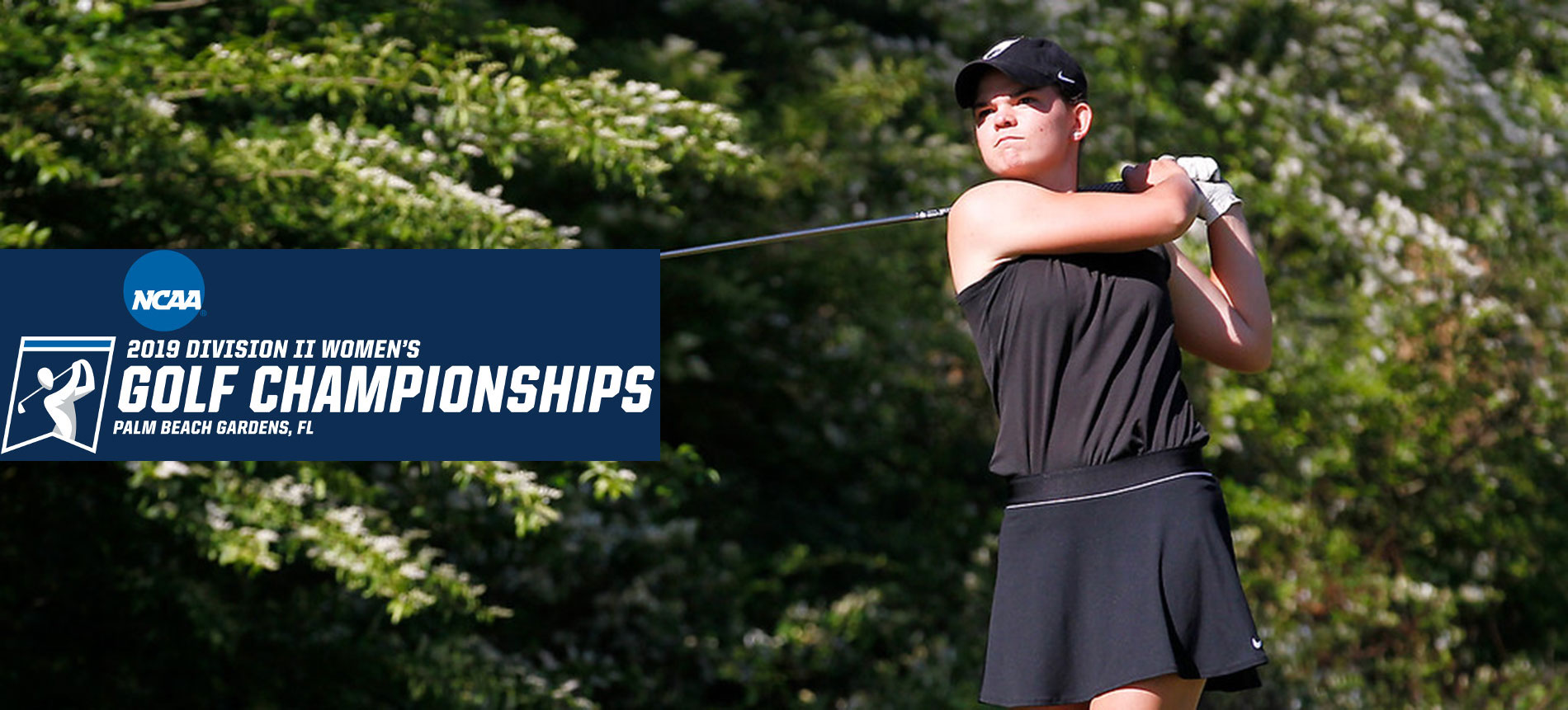 Hall Wraps up NCAA Women's Golf Championships Tied for 72nd