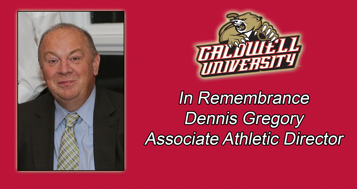 Caldwell University Mourns Loss of Associate AD Dennis Gregory