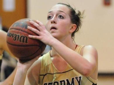 Lady Petrels Among Nation's Elite from Long Range