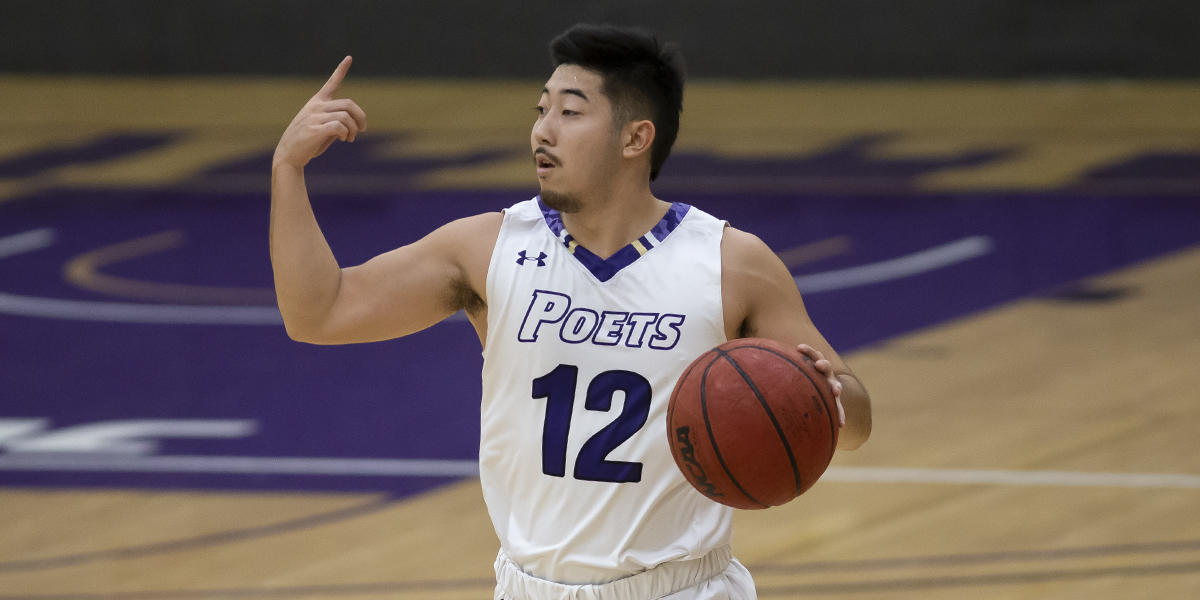 Poets end 2018 with win over UCSC 88-74