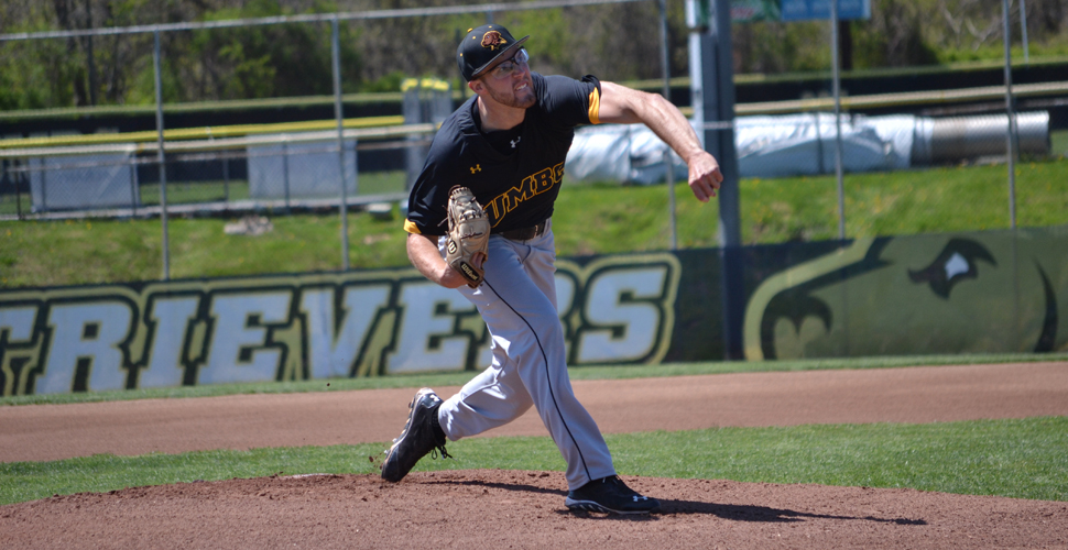 Retrievers Split Double-Header with Hartford on Saturday