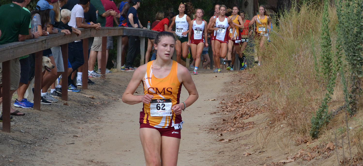 Athenas Impress Against Strong Field at UC Riverside