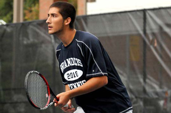 Men's tennis falls to Division I BC, 7-0