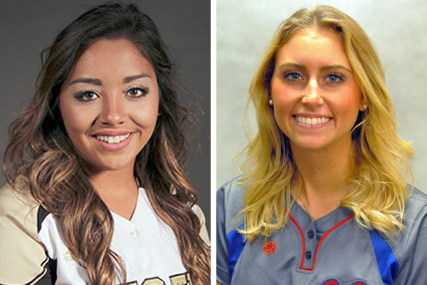NTJCAC Softball Players of the Week (April 2-8)