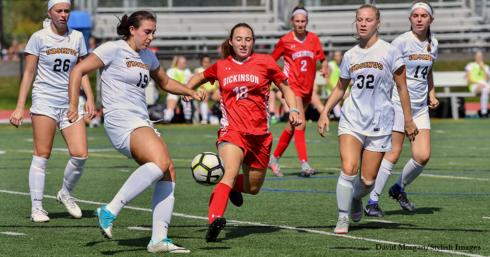 Women's Soccer Held Down at Haverford