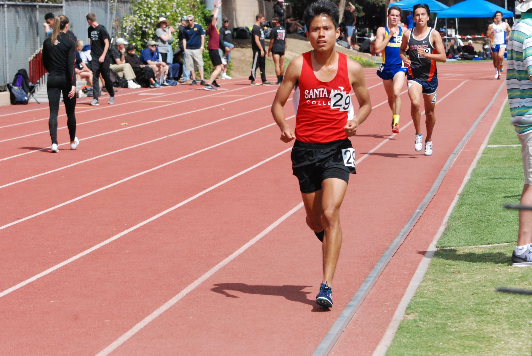 Dons Track & Field Competes at CCCAA SoCal Prelims, Sends Three to State