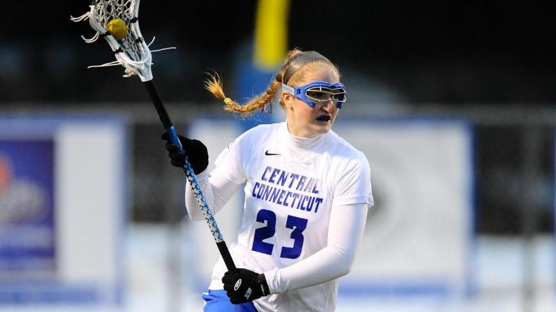 Women's Lax Falls at #18/19 Stony Brook