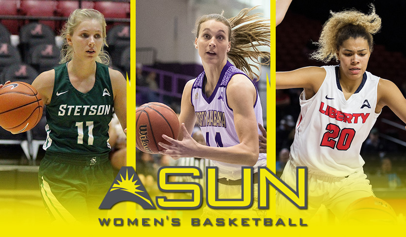 McMillian, Panetti and Walters Tabbed #ASUNWBB Weekly Winners