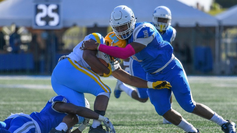 23rd-ranked Football Shuts Out LIU, 28-0