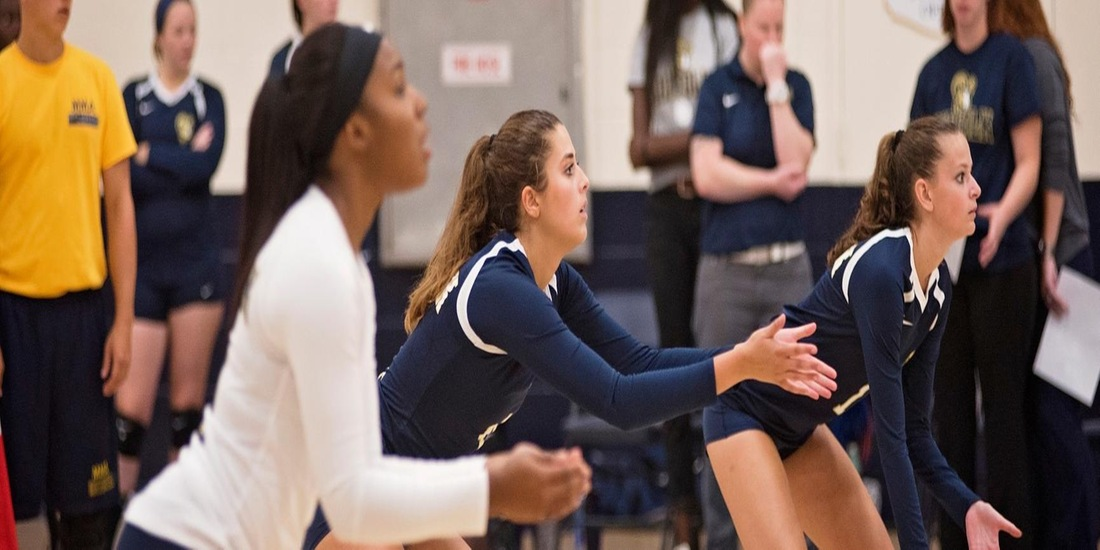 Volleyball Opens GNAC Slate with Tri-Match at Lasell