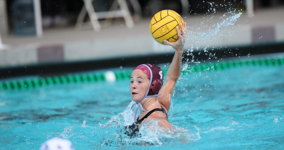 Women's Water Polo Splits Saturday in Two Exciting Games