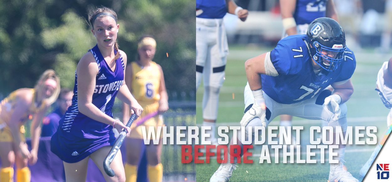 Embrace the Learning: NE10 Announces Fall Academic All-Conference Teams