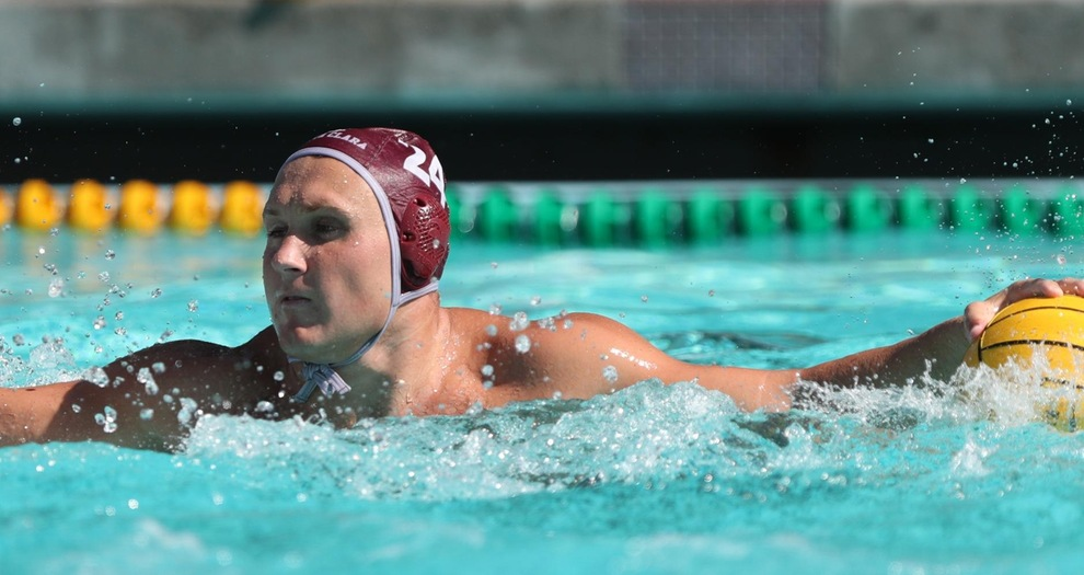 Men's Water Polo Falls to UC Davis on Saturday