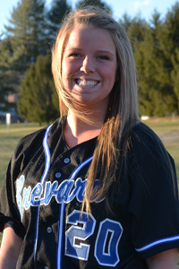 Softball: Kacey Brooker