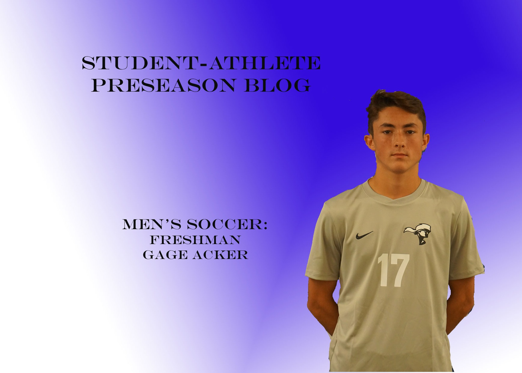 Day Seven: Student-Athlete Blog