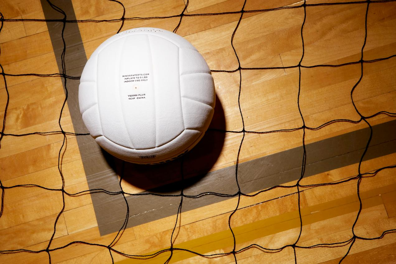 COS Volleyball Beats Porterville In Three
