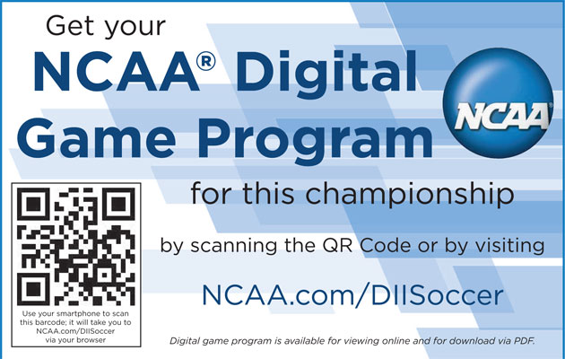 NCAA Soccer Programs Go Digital