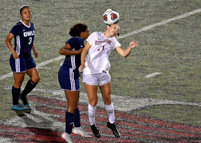 Hale's late goal lifts Huntingdon in home opener