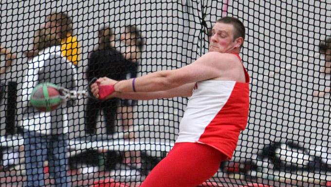 Bobby Grace and Connor Neu Partake in Elite Throws Competition