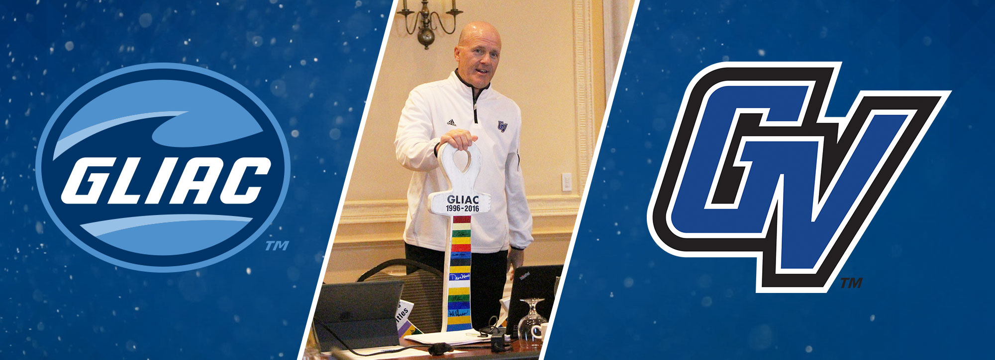 Former GVSU Athletic Director Tim Selgo Named GLIAC Tom Donahue Award Recipient
