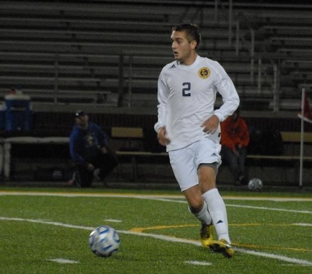 Men's Soccer Lose Overtime Match